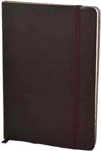 Monsieur Notebook Soft Leather Journal - Chocolate Ruled Medium