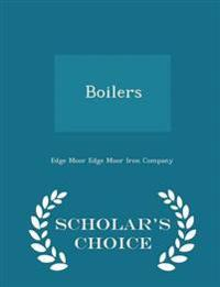 Boilers - Scholar's Choice Edition