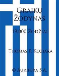 Graiku Zodynas