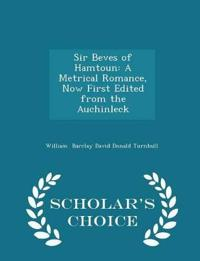 Sir Beves of Hamtoun