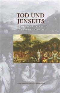 Tod Und Jenseits in Der Schriftkultur Der Fruhen Neuzeit