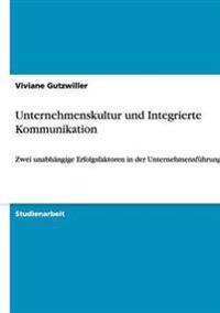 Unternehmenskultur Und Integrierte Kommunikation