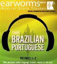 Rapid Brazilian Portuguese, Vols. 1 & 2