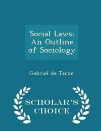 Social Laws