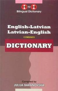 English-LatvianLatvian-English One-to-One Dictionary