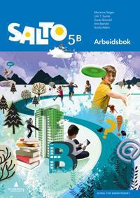 Salto 5; norsk for barnetrinnet - Marianne Teigen, Linn T. Sunne, Gaute Brovold, Ane Bjøndal, Soufia Aslam | Ridgeroadrun.org