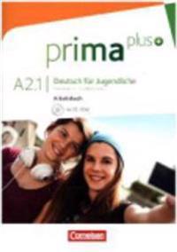 prima plus A2: Band 1. Arbeitsbuch mit CD-ROM