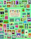 Städer : Upptäck världen med 30 illustrerade stadskartor