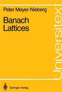 Banach Lattices
