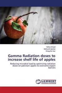 Gamma Radiation Doses to Increase Shelf Life of Apples