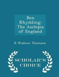 Ben Rhydding