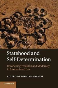 Statehood and Self-determination