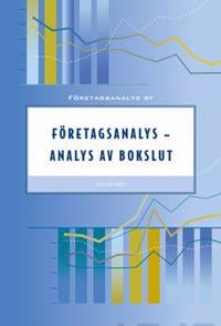 Företagsanalys - Analys av bokslut