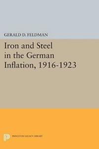 Iron and Steel in the German Inflation 1916-1923