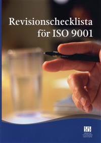 Revisionschecklista för ISO 9001:2008