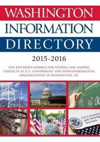Washington Information Directory 2015-2016