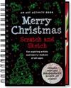 Merry Christmas Scratch and Sketch
