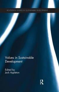 Values in Sustainable Development