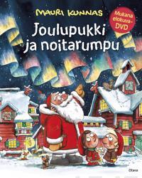 Joulupukki ja noitarumpu (+ dvd)