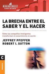 La Brecha Entre El Saber Y El Hacer/ The Knowing-Doing Gap