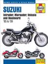 Suzuki Intruder, Marauder, Volusia & Boulevard Motorcycle Repair Manual