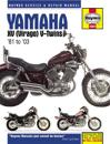 Yamaha XV (Virago) V-Twins '81 to '03 Service and Repair Manual