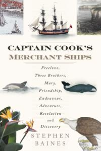 Captain Cook's Merchant Ships