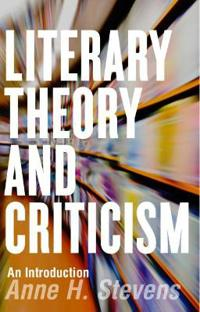 Literary theory and criticism - an introduction