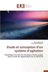 Etude Et Conception D Un Systeme D Agitation