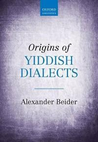 Origins of Yiddish Dialects