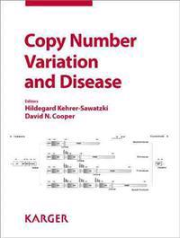 Copy Number Variation and Disease