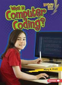 What Is Computer Coding