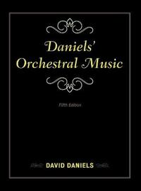 Daniels Orchestral Music