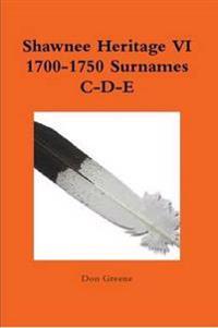 Shawnee Heritage vi