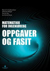 Matematikk for ingeniørfag; oppgaver og fasit
