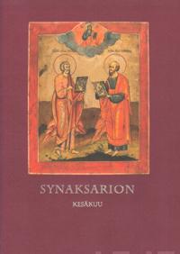 Synaksarion kesäkuu
