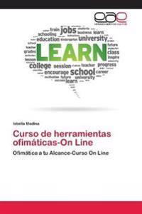 Curso de herramientas ofimáticas-On Line
