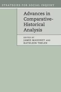 Advances in Comparative-Historical Analysis