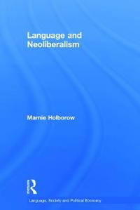 Language and Neoliberalism