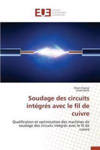 Soudage Des Circuits Integres Avec Le Fil de Cuivre
