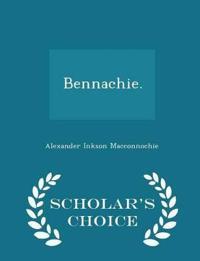 Bennachie. - Scholar's Choice Edition