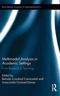 Multimodal Analysis in Academic Settings