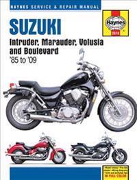 Haynes Suzuki Intruder, Marauder, Volusia, C50, M50 & S50