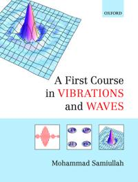 A First Course in Vibrations and Waves