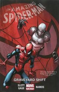 Amazing Spider-man Volume 4: Graveyard Shift Tpb
