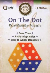 Qtools (TM) On The Dot Repositionable Markers
