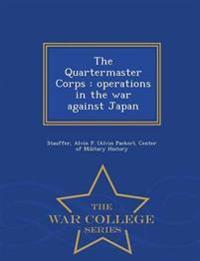 The Quartermaster Corps