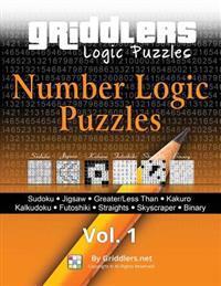 Griddlers - Number Logic Puzzles: Sudoku, Jigsaw, Greater/Less Than, Kakuro, Kalkuldoku, Futoshiki, Straights, Skyscraper, Binary