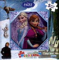 Frost: Min första pusselbok