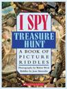 I Spy Treasure Hunt: A Book of Picture Riddles
